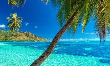 Crociera di lusso in catamarano circondati da barriere coralline e lagune incontaminate