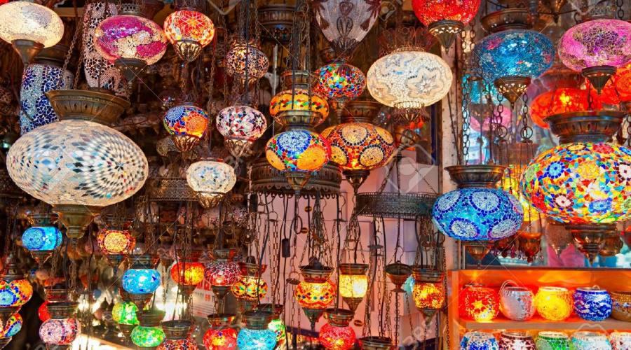 il grande bazar d'istanbul