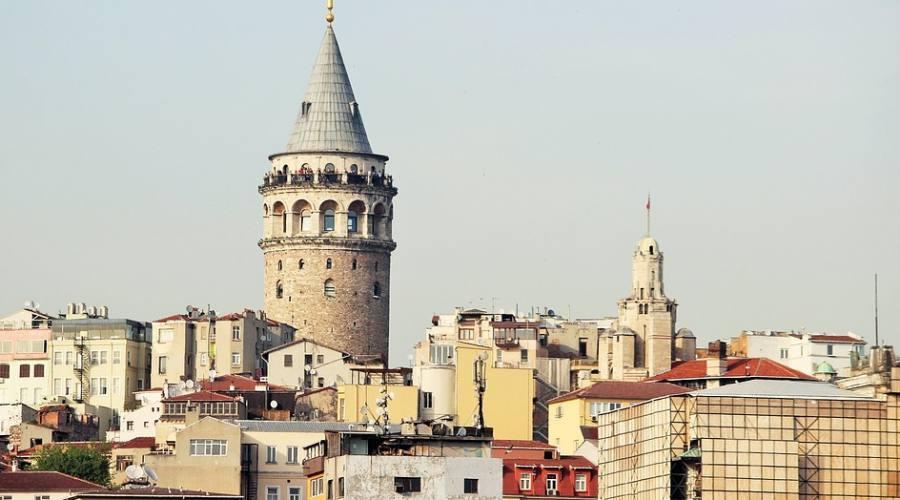 La torre di Galata
