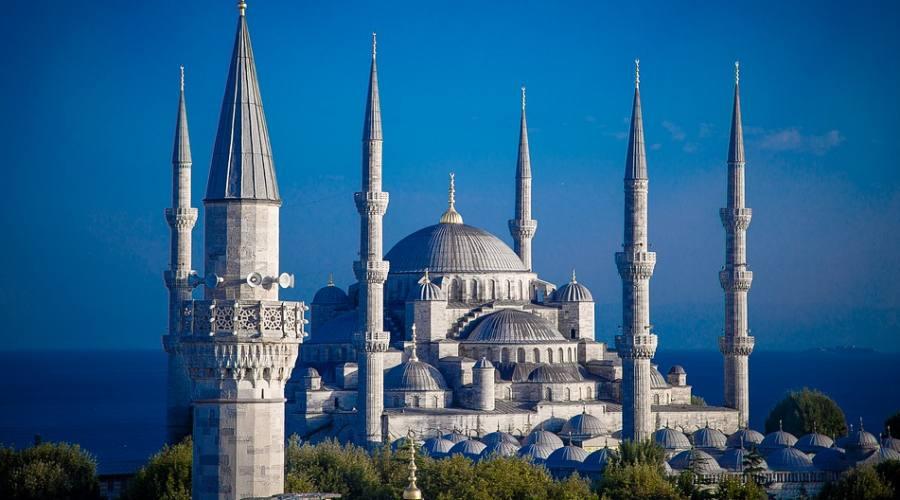 La moschea blu