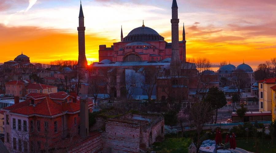 La moschea del Sultano Mihrimah\