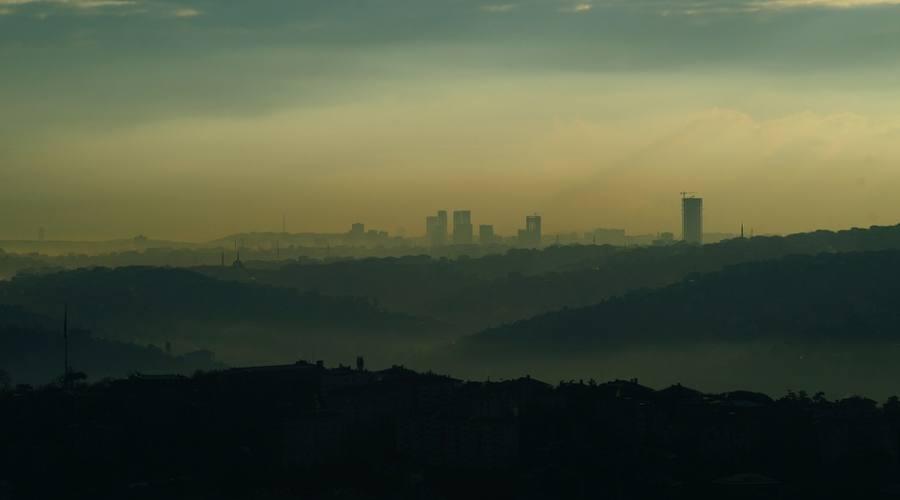 L'alba ad Istanbul
