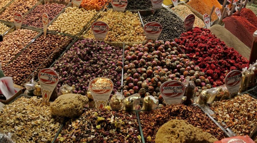 Elementi tradizionali della cucina turca