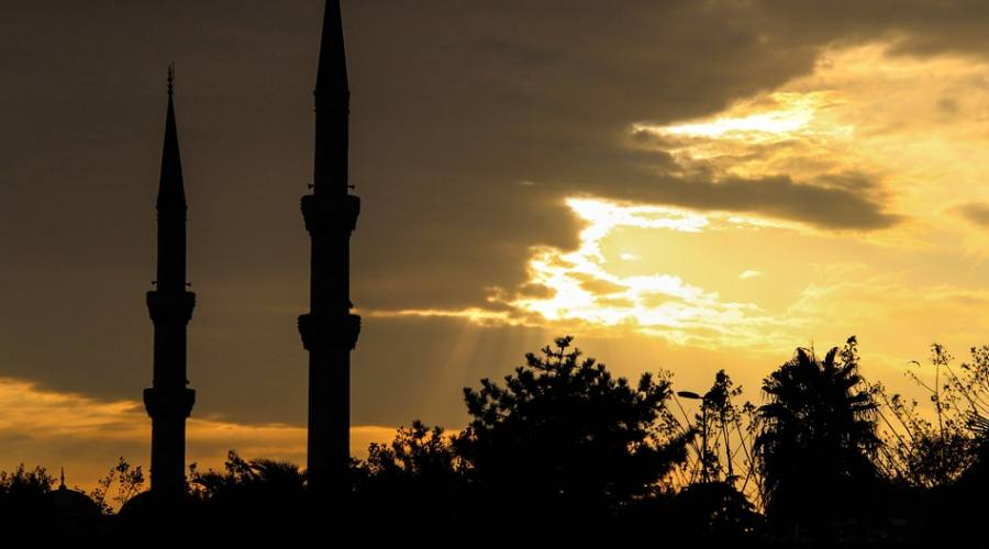 Tramonto ad Istanbul