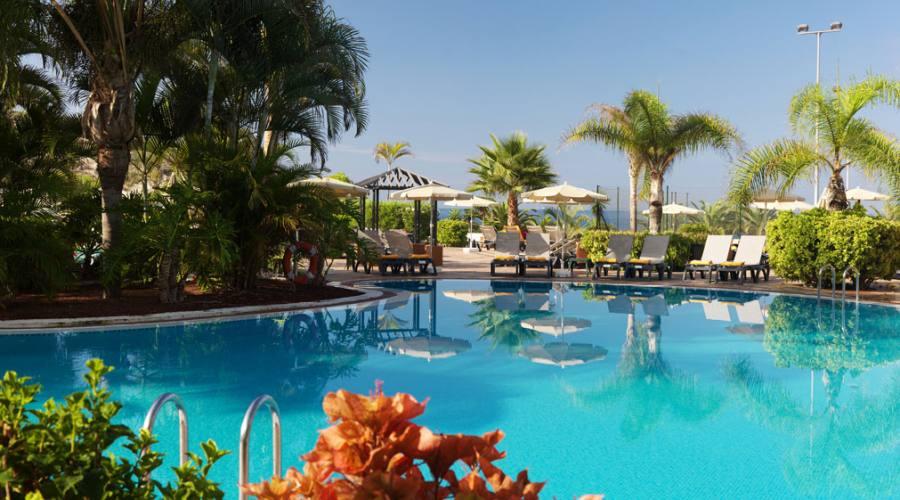 Soggiorno 4 Stelle All\'Hotel Costa Adeje Palace Di Tenerife, Parti ...