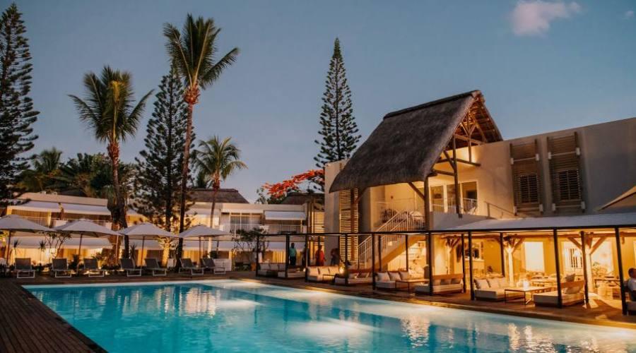 Hotel Veranda Tamarin