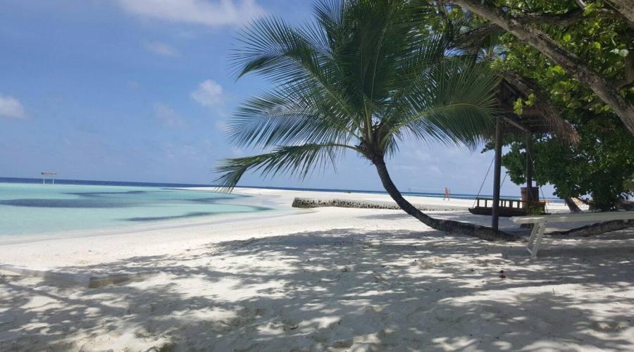 Spiaggia Maayafushi