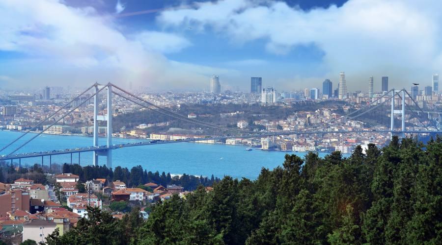 Il ponte di Bosforo