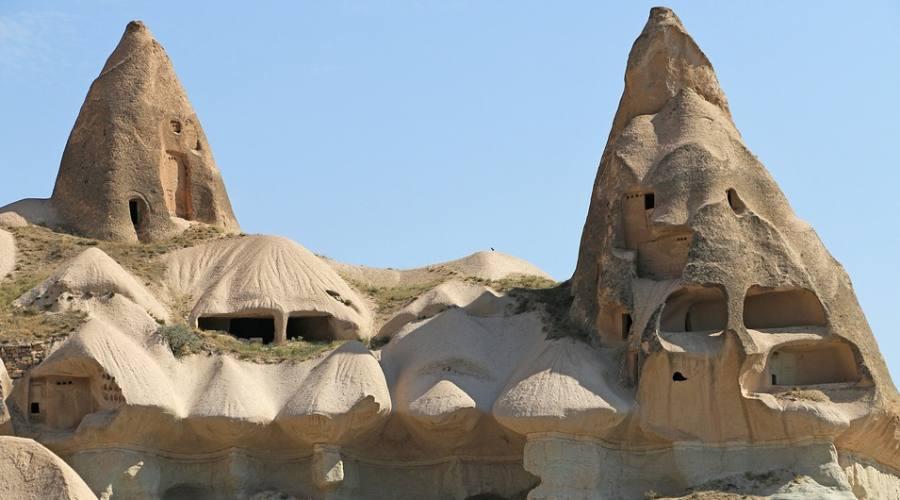 Paesaggio Lunare Cappadocia