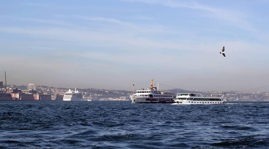 Crociera giornagliera Istambul