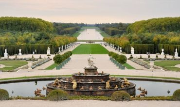 In pullman a Fontainebleau, Ville Lumiere e Versailles