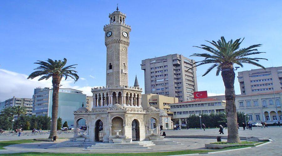 Piazza centrale ad Ankara