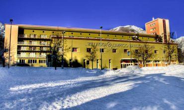 Villaggio nel cuore della Val Susa