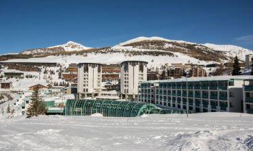 Villaggio Olimpico in formula Hotel
