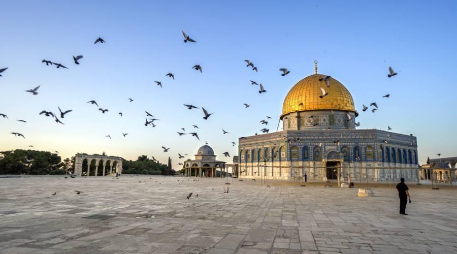 Spianata delle Moschee