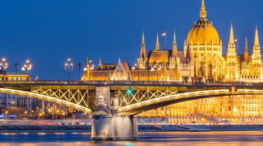 Budapest, ponte Margherita