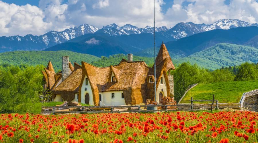 Sibiu, castello di Clay