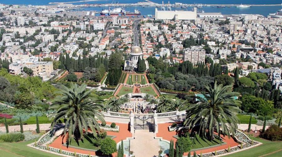 Haifa - Giardini Baha'i