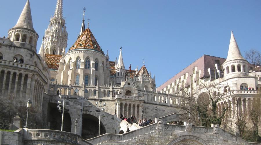Budapest, bastione dei pescatori