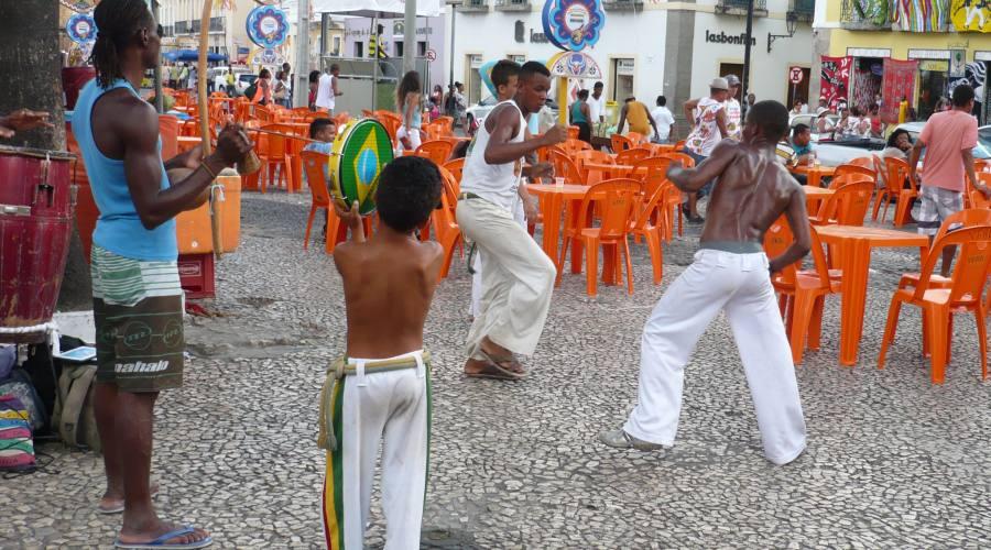Tour Incontaminato: Salvador Capoeira