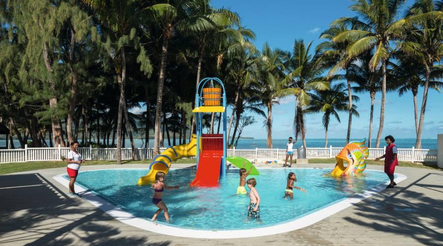 La piscina per i bambini