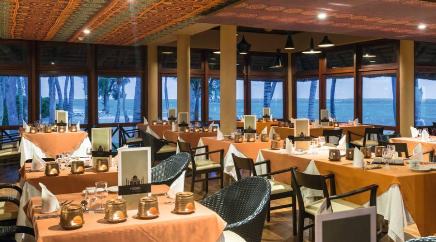 Il ristorante indiano