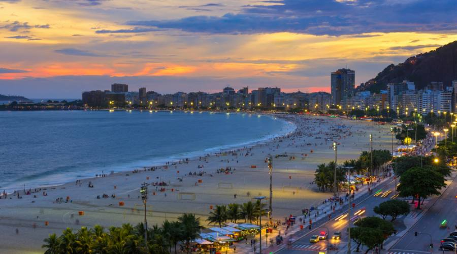 Viaggio di Nozze: Copacabana Beach