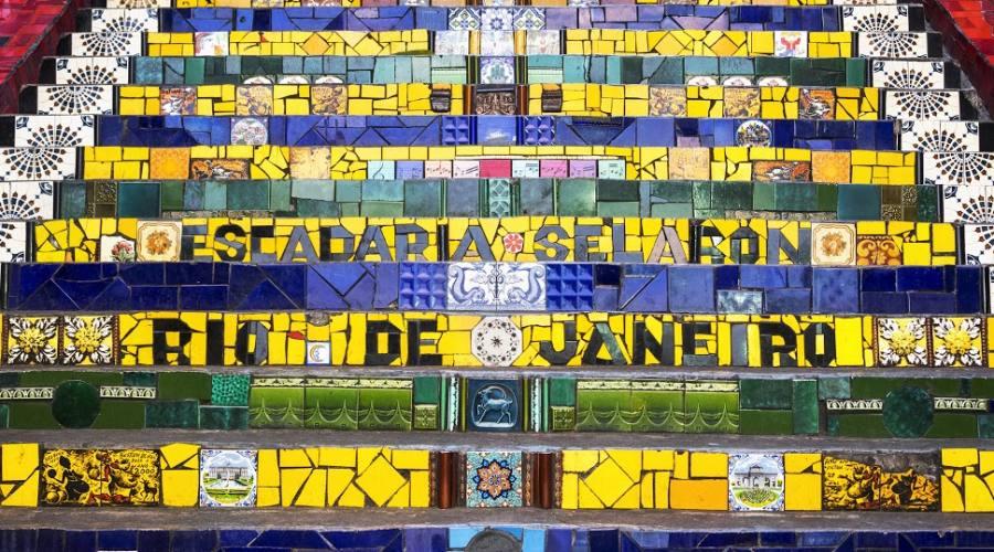 Viaggio di Nozze: Escadaria Celaron in Santa Marta