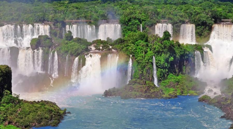 Viaggio di Nozze: Iguacu