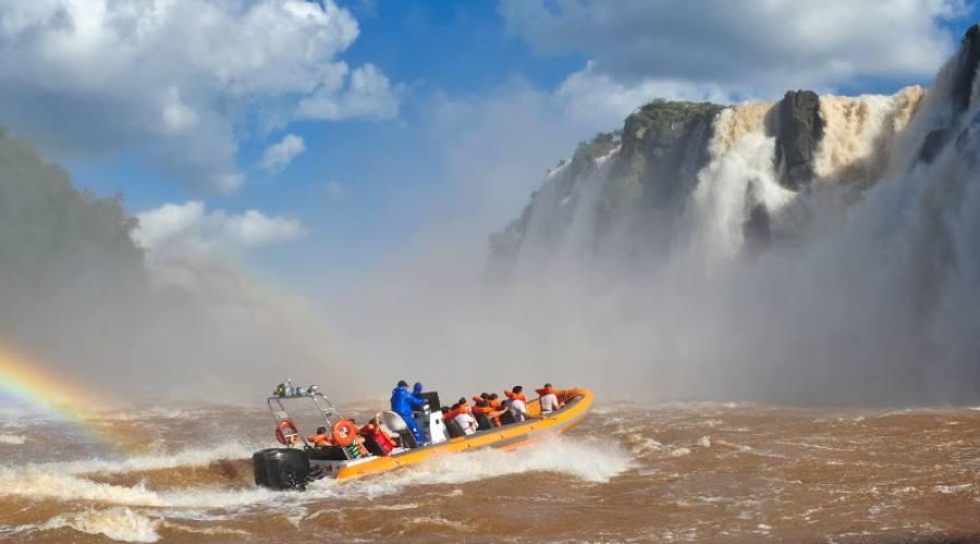 Viaggio di Nozze: Iguacu Macuco Safari