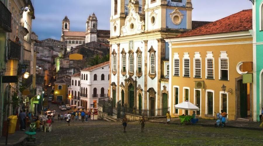 Viaggio di Nozze: Salvador de Bahia