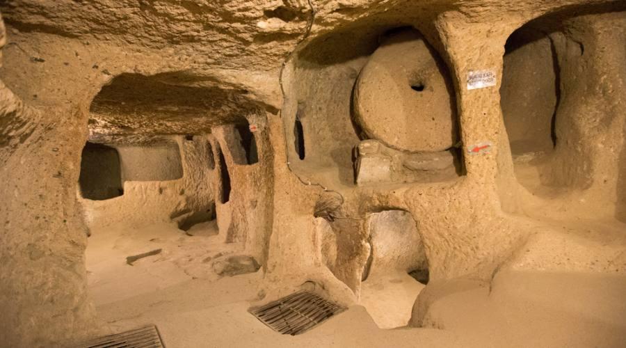 Derinkuyu, Cappadocia