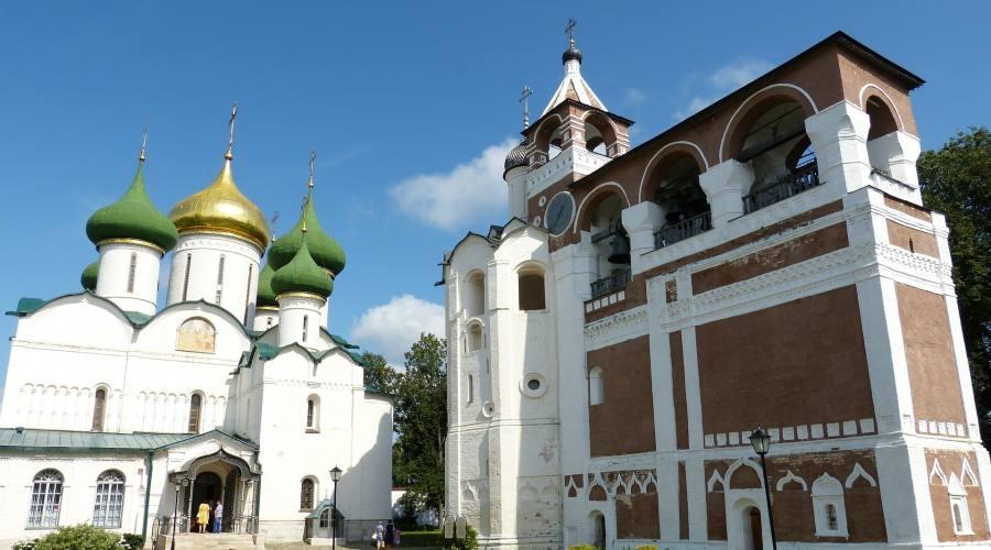 Suzdal chiesa ortodossa