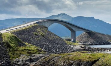 Fly & Drive 8 giorni: Panorama Norvegese