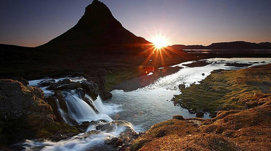 Islanda panorami