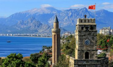 Speciale Agosto Tour + Mare Antalya da Bologna e Roma