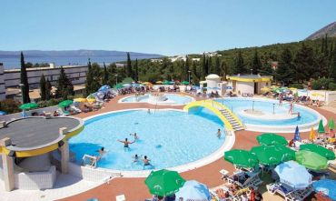 Hotel 3 stelle nella splendida Bol,  ideale per famiglie