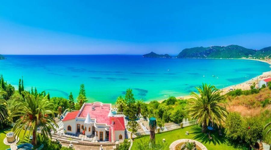 Aghos Georgios Pagos Beach
