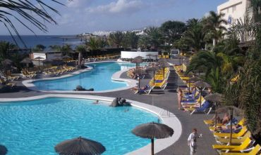 Hotel Beatriz Playa & Spa 4 Stelle P.F. - Matagorda Puerto del Carmen