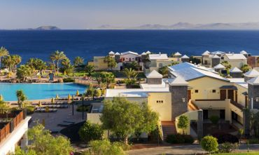 Hotel H10 Rubicon Palace 5 Stelle All Inclusive - Playa Blanca