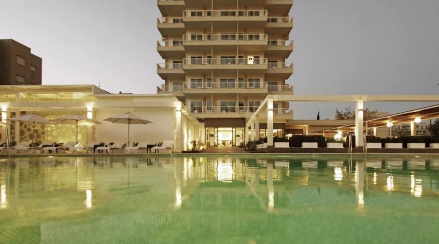 struttura e piscina