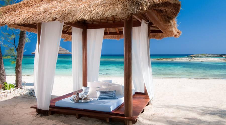 Completa privacy anche in spiaggia