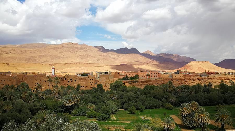 La Valle del Draa