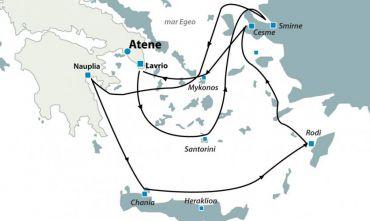 Crociera Egeo Euforico 7 notti
