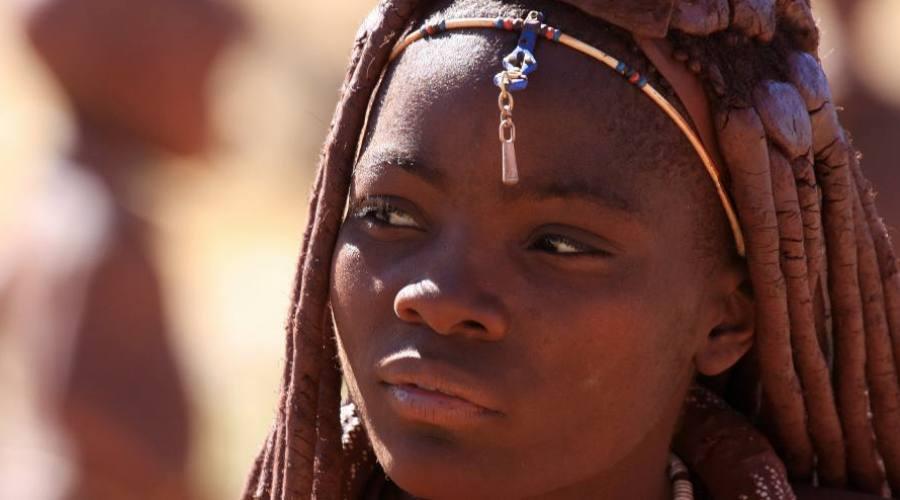 Mujer Himba