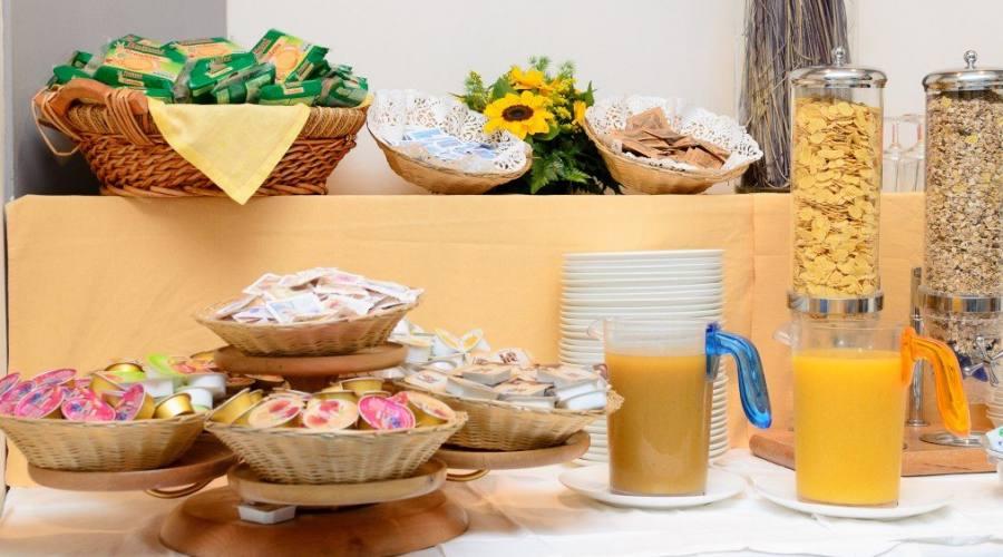 Le bontà della colazione