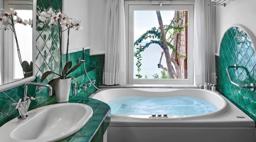 Una Suite - bagno