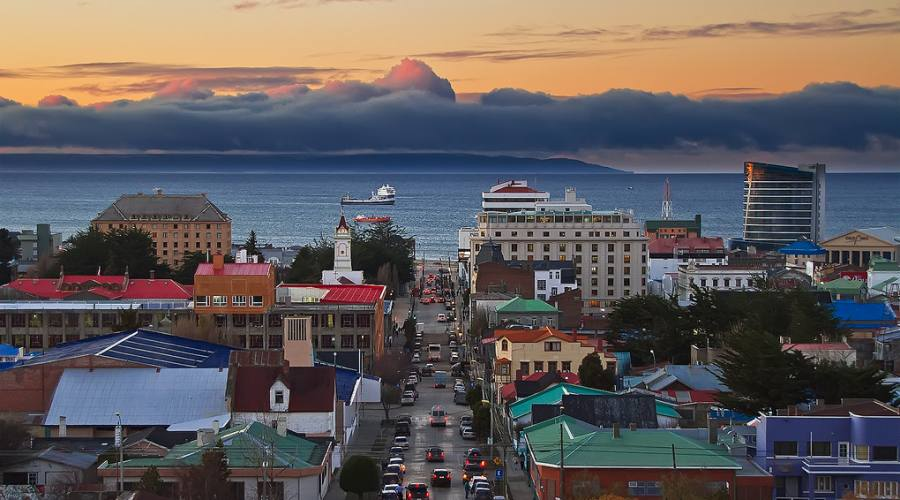 5° giorno: arrivo a Punta Arenas