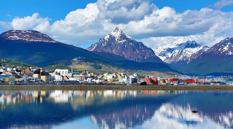 1° giorno: arrivo a Ushuahia e imbarco