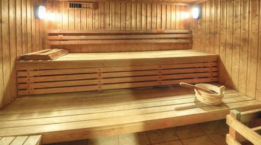 Golden Tulip Vivaldi: Sauna